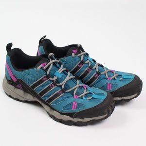 Adidas Outdoor AX1 hiking trail running shoe teal